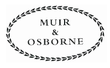 Muir and Osborne